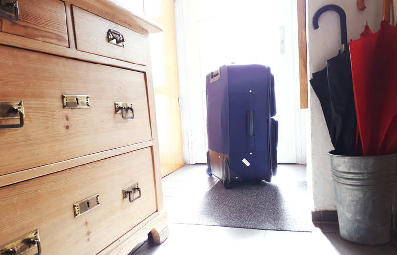 ich schicke meinen koffer ein erfahrungsbericht aus dem. Black Bedroom Furniture Sets. Home Design Ideas