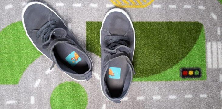Werbung / Gewinnspiel mit Laufkleber