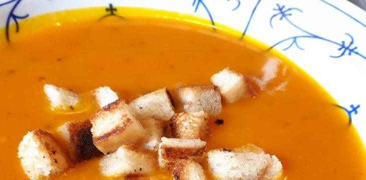 Rezept: Die weltleckerste Kürbissuppe