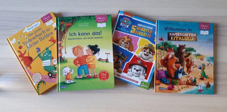 Werbung / Buchrezension und Verlosung mit Eltern und dem Carlsen Verlag